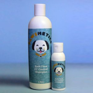 All-Natural Bath Tim Oil Control Shampoo for Dogs