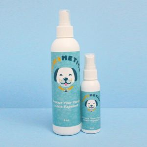 All-Natural Insect Repellent for Dogs