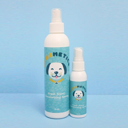 All-Natural Dog Coat Deodorizer Keep Dog Coat Clean