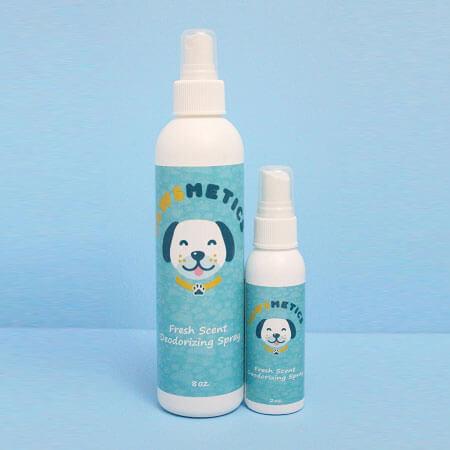 All-Natural Dog Coat Deodorizer Keep Dog Coat Clean