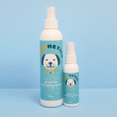 All-Natural Dog Fur Detangler