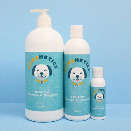 All-Natural Pet Shampoo and Body Wash