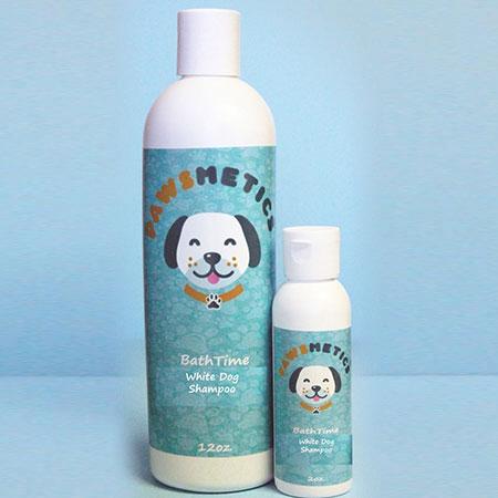 White Dog Shampoo